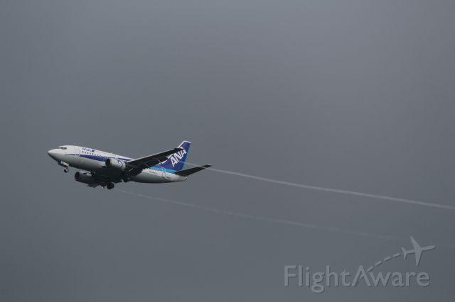 Boeing 737-500 (JA8419)