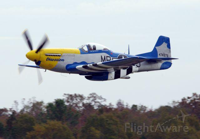 N651JM — - 2012 Warbirds over Monroe.