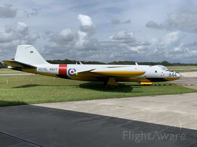 JES574 — - Sitting at the ramp in Titusville's Valient Air Command