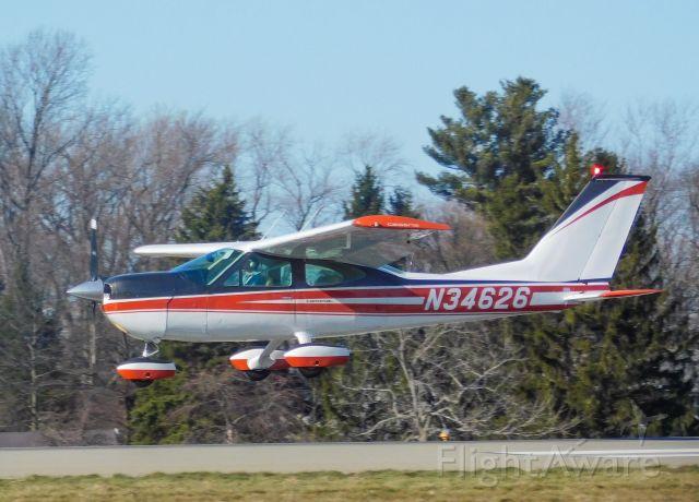 Cessna Cardinal (N34626)