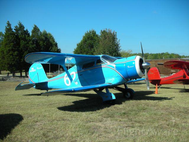 Beechcraft Staggerwing (N47024) - Beech
