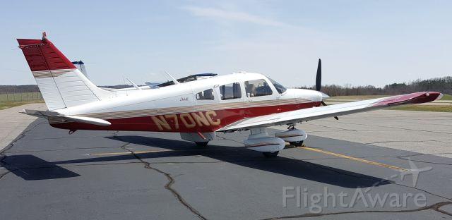 Piper Cherokee (N70NC)