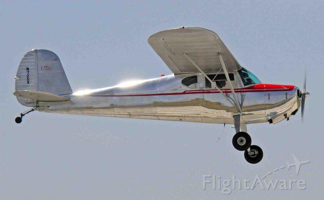 Cessna 140 (N725X) - 1946 Cessna 140