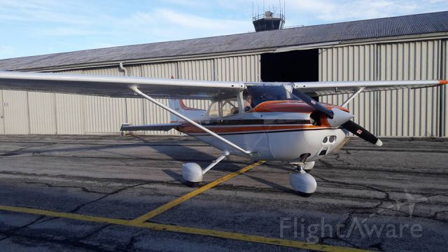 Cessna Skyhawk (N4836G)