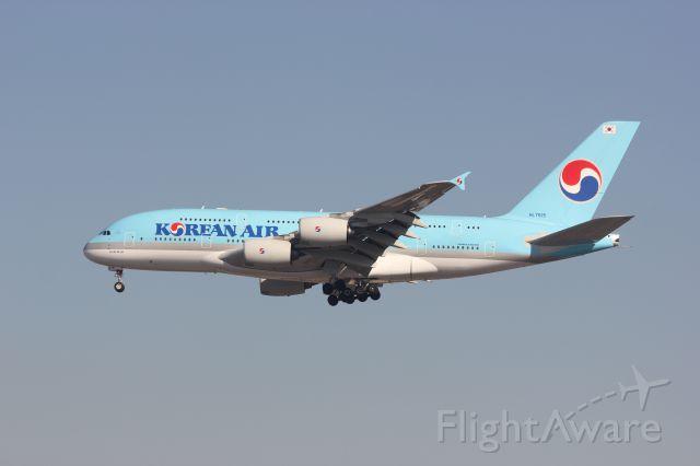 Airbus A380-800 (HL7615)