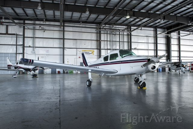 Beechcraft Sundowner (N2356J) - A picture of the Beechcraft BE-23 Musketeer. Photo courtesy of Urban Style Studios