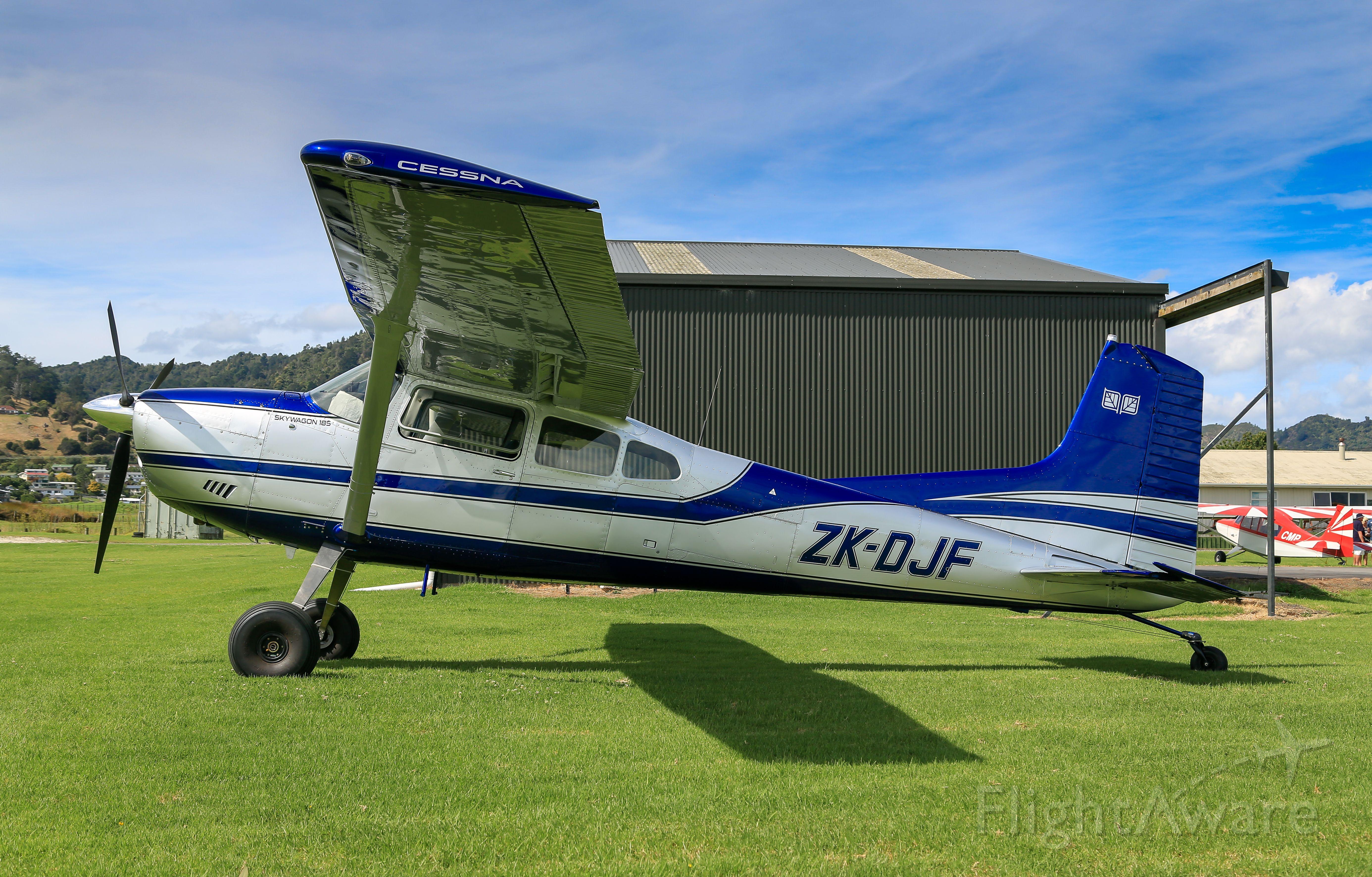 Cessna Skywagon (ZK-DJF)