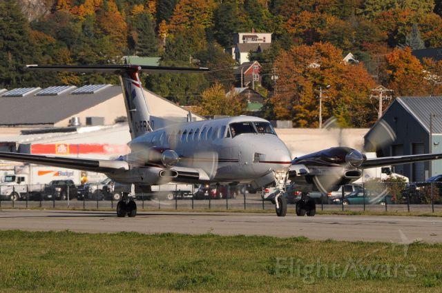 Beechcraft Super King Air 350 (C-FRLD)
