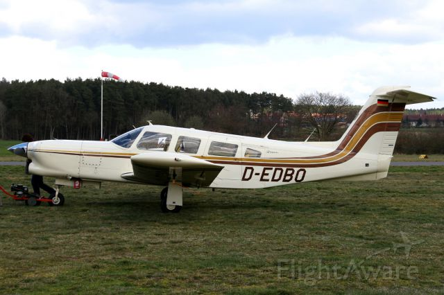 Piper Saratoga/Lance (D-EDBO)