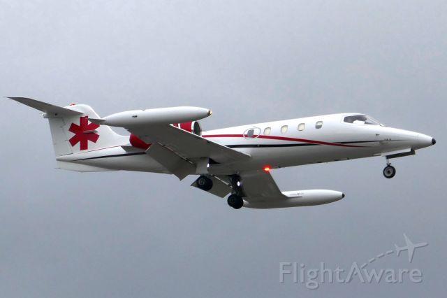 Learjet 35 (N91GJ)