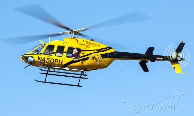 Bell 407 (N448PH) - Bell 407