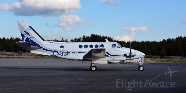 Beechcraft King Air 100 (ET824)