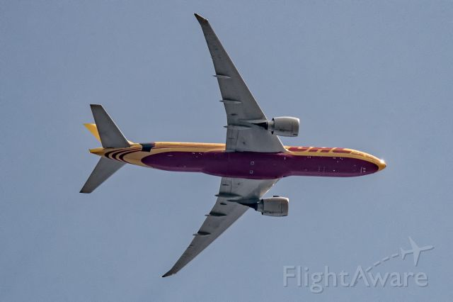 Boeing 777-200 (D-AALL)