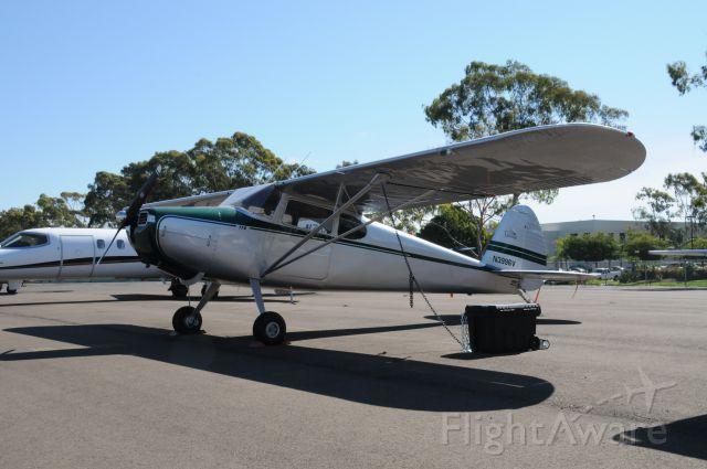 Cessna 170 (N3996V)