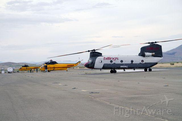 — — - Flight Line of heavy heli-tankers.