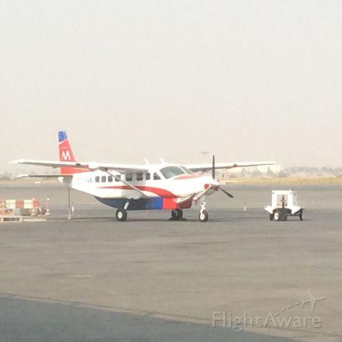 Cessna Caravan (D2-AAW) - Luanda - Angola