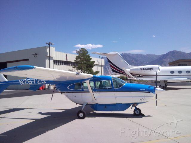 Cessna Super Skymaster (N2672S)