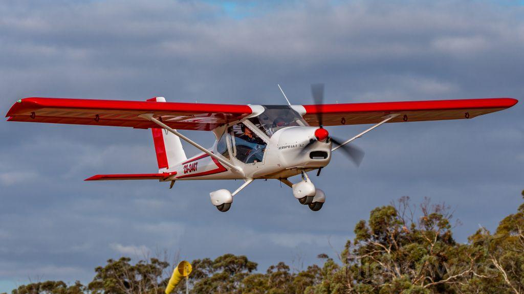 AEROPRAKT A-32 Vixxen (23-2467)