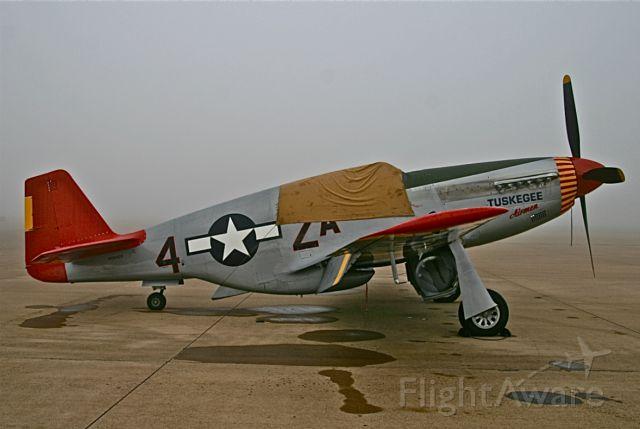 North American P-51 Mustang (AMU61429)