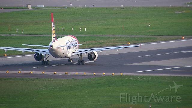 Airbus A320 (HB-JJL)