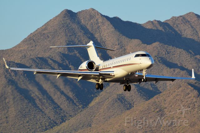 Bombardier Global Express (EJA160)