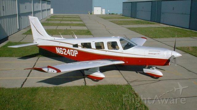 Piper Saratoga (N624DP) - 1981 Piper PA32-301T