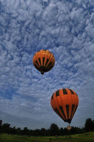 Unknown/Generic Balloon (VT-ART) - VT-ART + VT-ARK Cameron Balloon A Type.
