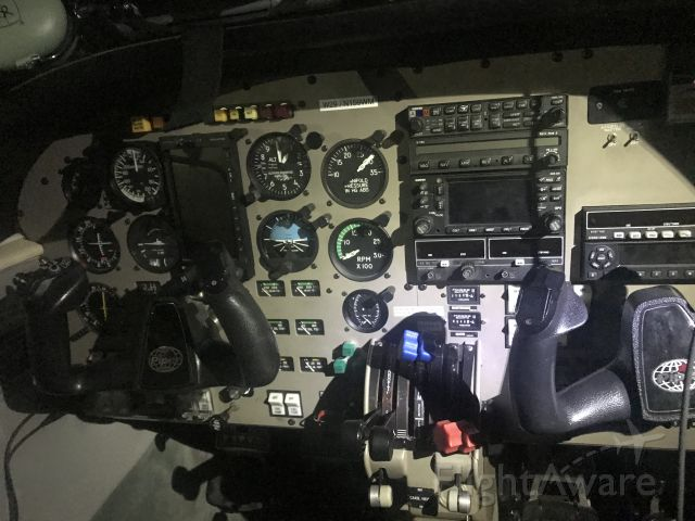 Piper PA-44 Seminole (N159WM) - Avionics