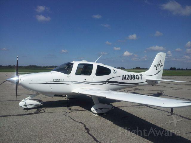 Cirrus SR-20 (N208GT) - Cirrus SR20
