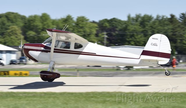 Cessna 140 (N9632A) - Airventure 2017