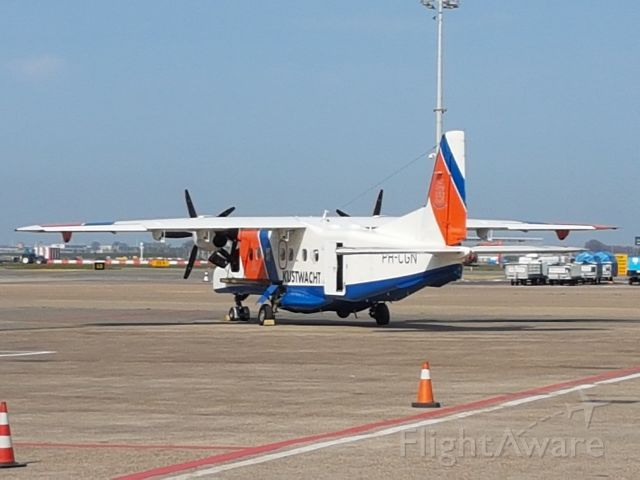 Fairchild Dornier 228 (PH-CGN) - Doing a tour around Schiphol on my longboard. Dornier 228-212