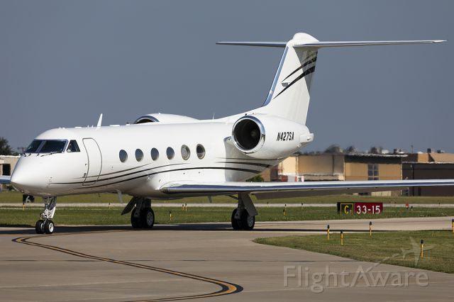 Gulfstream Aerospace Gulfstream IV (N427SA)
