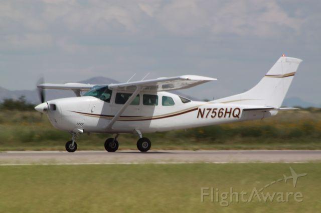 Cessna 206 Stationair (N756HQ)