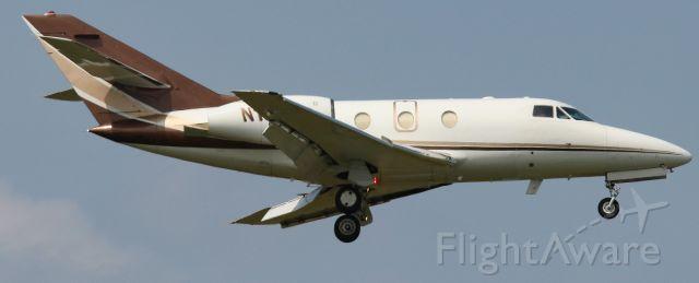 Dassault Falcon 10 (N100FJ)