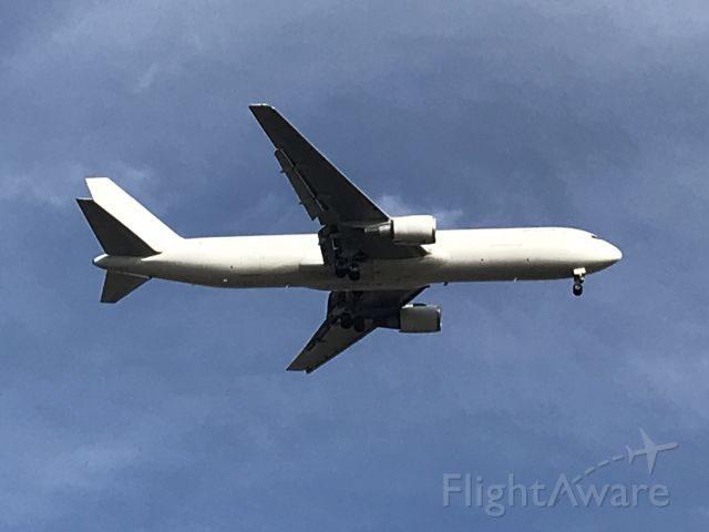 BOEING 767-300 (CKS529) - This aircraft was spotted at home near the airport.