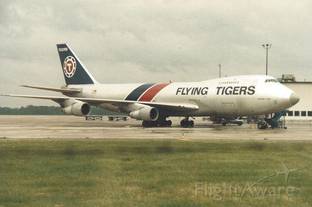 Boeing 747-200 (N810FT)