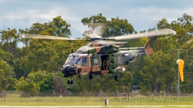 NHI NH-90 (A41001) - Australian Army Aviation Regiment AAAvn
