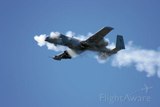 Fairchild-Republic Thunderbolt 2 — - A-10