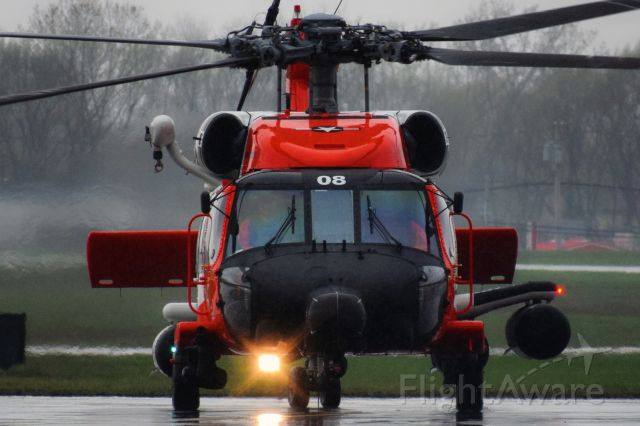 Sikorsky S-70 (C6008) - United States Coast Guard<br />Sikorsky MH-60T Jayhawk<br />Callsign: Helicopter 6008<br />Base: USCGAS Traverse City<br /><br />** Staff Pick 04-16-2021 **
