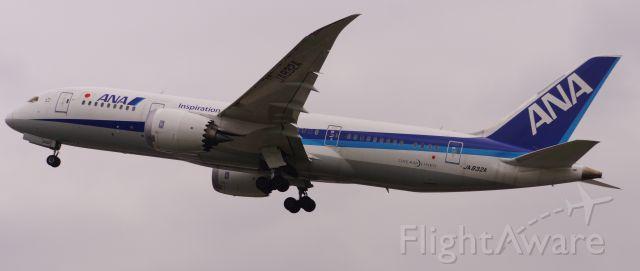 Boeing Dreamliner (Srs.8) (JA832A)
