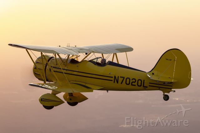 WACO O (N7020L) - Photo by Jim Raeder