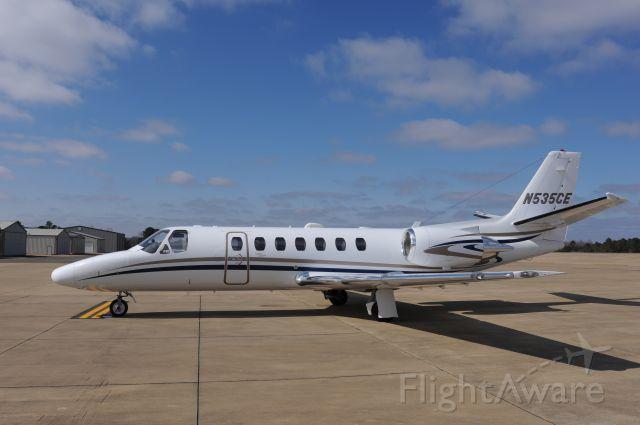 Cessna Citation V (N535CE) - Citation Encore