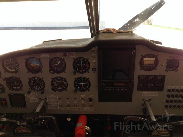 Piper Cherokee (N7771W) - Custom panel 2013