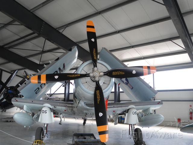 F-AZDP — - Douglas Skyraider AD-4N