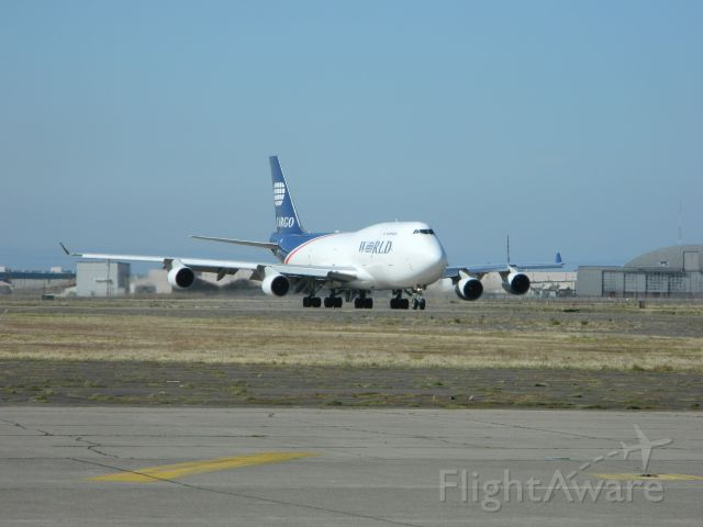 Boeing 747-200 (N742WA)