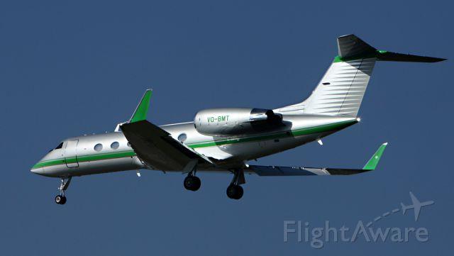 Gulfstream Aerospace Gulfstream IV (VQ-BMT)