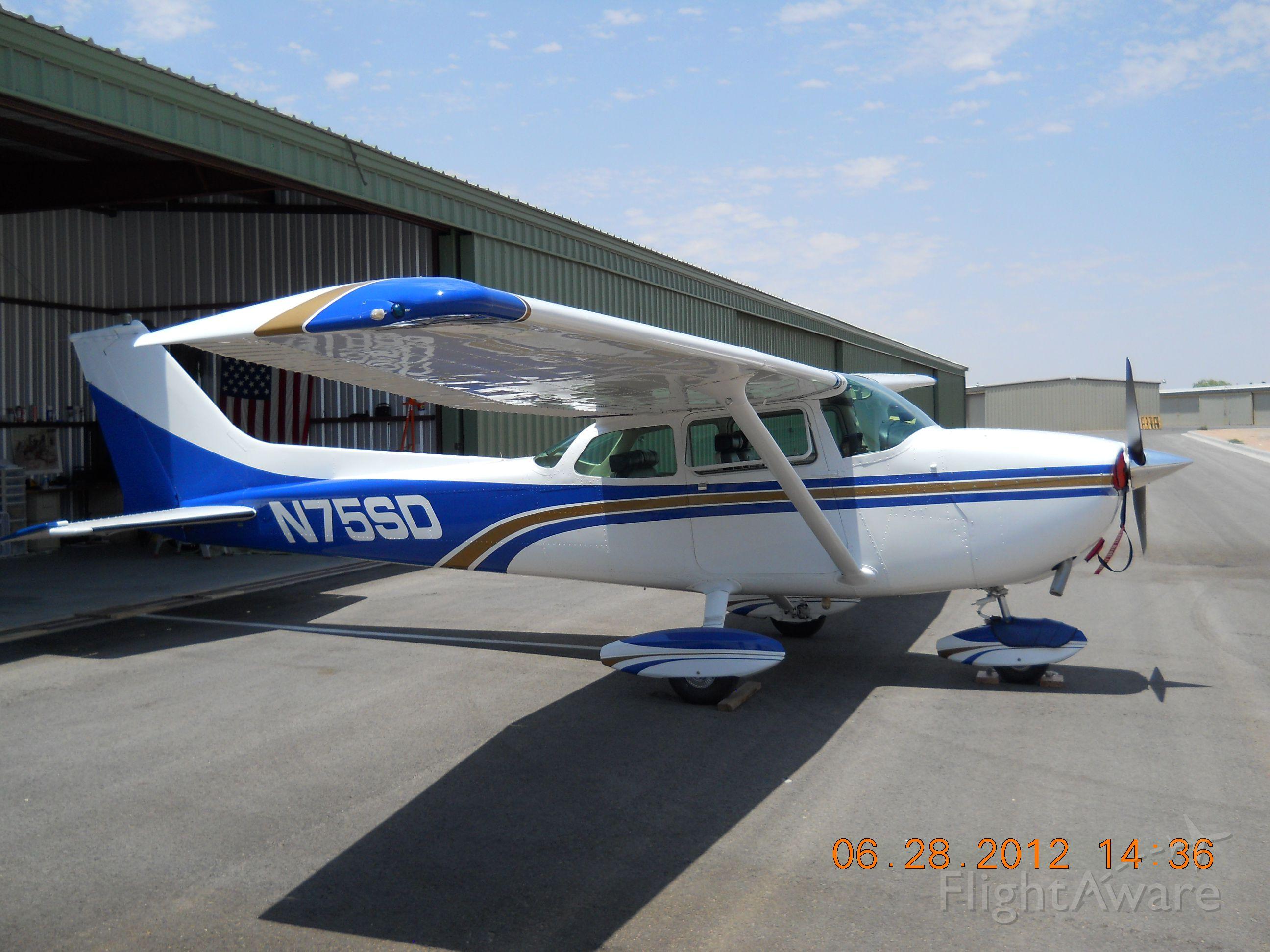 Cessna Skylane (N75SD)