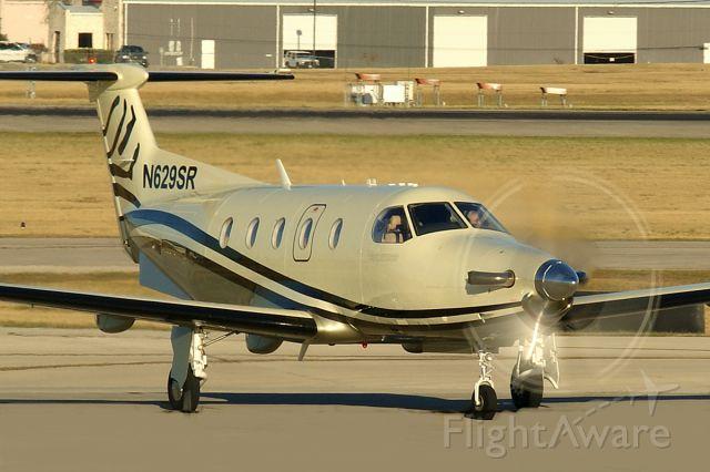 Pilatus PC-12 (N629SR)