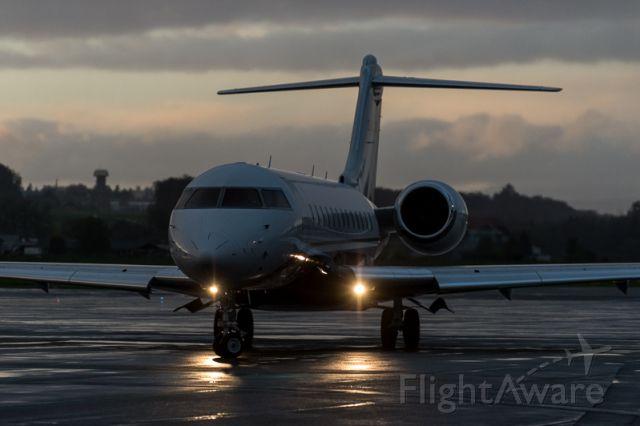 Bombardier Global Express (EC-JIL)