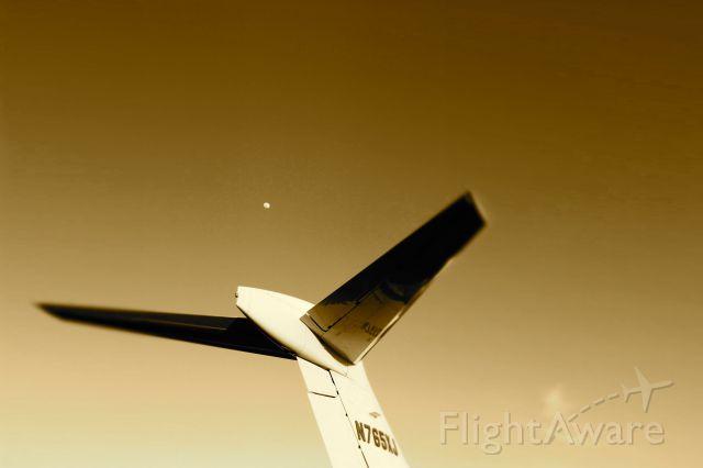 Cessna Citation X (N765XJ)